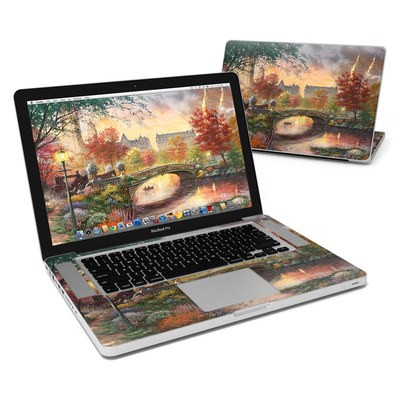 MacBook Pro 15in Skin - Autumn in New York