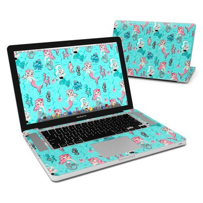 MacBook Pro 15in Skin - Babydoll Mermaids