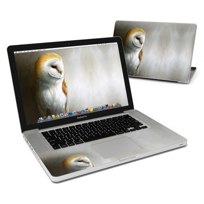 MacBook Pro 15in Skin - Barn Owl