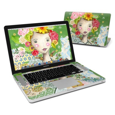 MacBook Pro 15in Skin - Be Glad