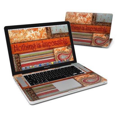 MacBook Pro 15in Skin - Be Inspired