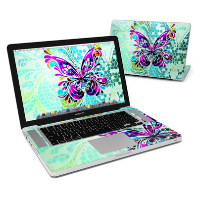 MacBook Pro 15in Skin - Butterfly Glass