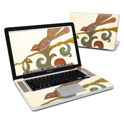 MacBook Pro 15in Skin - Bird Happiness