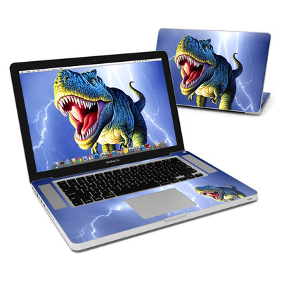 MacBook Pro 15in Skin - Big Rex