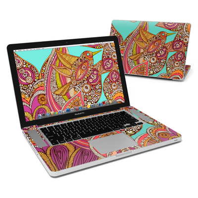 MacBook Pro 15in Skin - Bird In Paradise