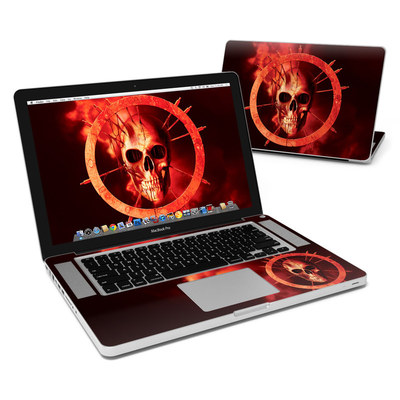 MacBook Pro 15in Skin - Blood Ring