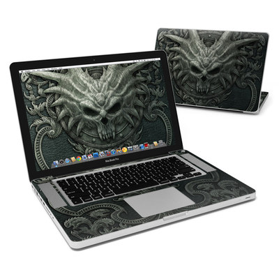 MacBook Pro 15in Skin - Black Book