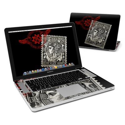 MacBook Pro 15in Skin - Black Penny