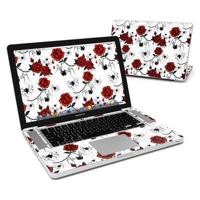MacBook Pro 15in Skin - Black Widows