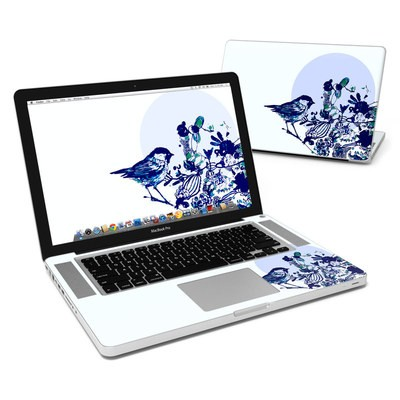 MacBook Pro 15in Skin - Bluebird