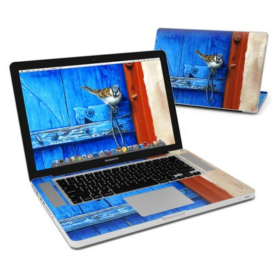 MacBook Pro 15in Skin - Blue Door
