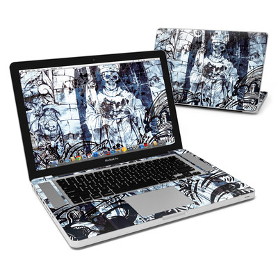 MacBook Pro 15in Skin - Black Mass