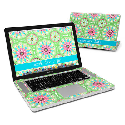 MacBook Pro 15in Skin - Boho