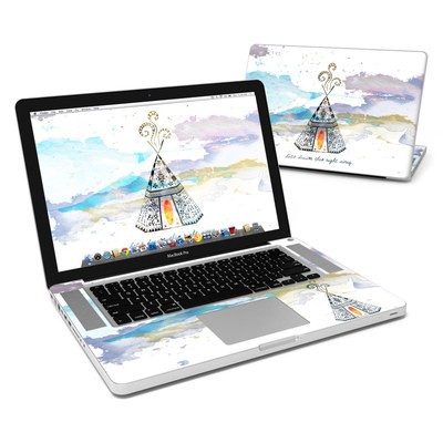 MacBook Pro 15in Skin - Boho Teepee