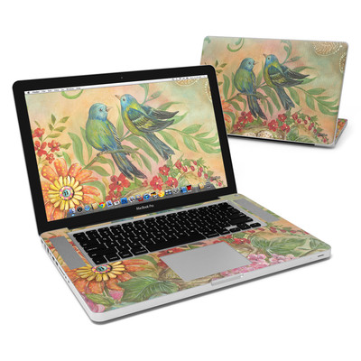 MacBook Pro 15in Skin - Splendid Botanical