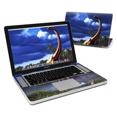 MacBook Pro 15in Skin - Brachiosaurus