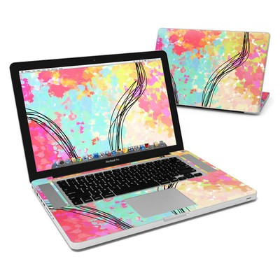 MacBook Pro 15in Skin - Bright Dots