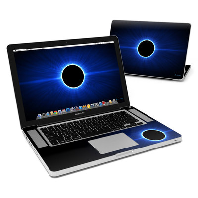 MacBook Pro 15in Skin - Blue Star Eclipse