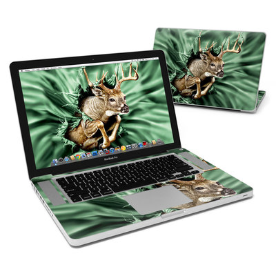MacBook Pro 15in Skin - Break Through Deer
