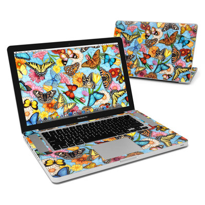 MacBook Pro 15in Skin - Butterfly Land