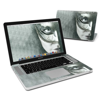 MacBook Pro 15in Skin - Behind the Mask