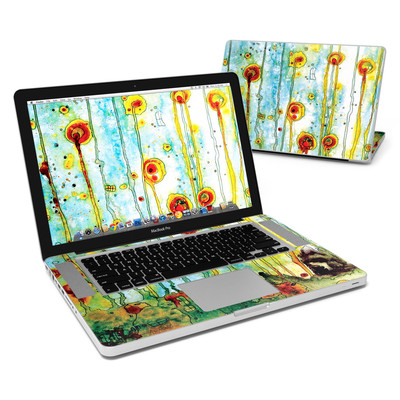 MacBook Pro 15in Skin - Beneath The Surface