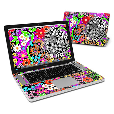 MacBook Pro 15in Skin - A Burst of Color