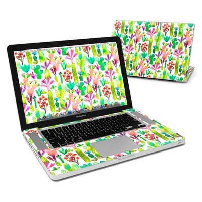 MacBook Pro 15in Skin - Cacti Garden