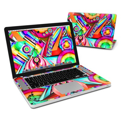 MacBook Pro 15in Skin - Calei