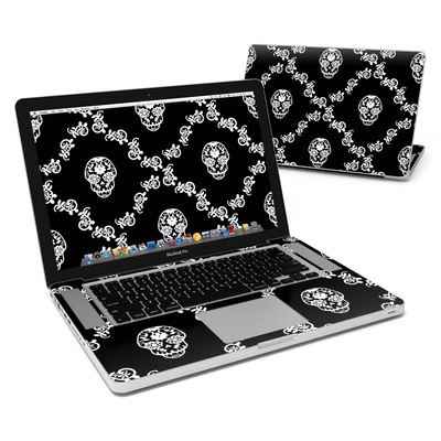 MacBook Pro 15in Skin - Calavera Lattice