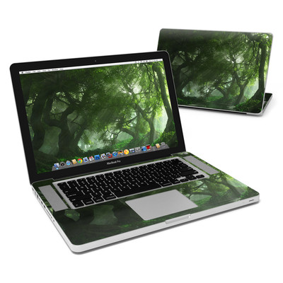 MacBook Pro 15in Skin - Canopy Creek Spring