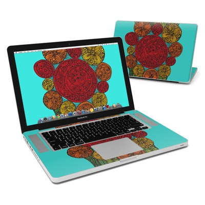 MacBook Pro 15in Skin - Carnaval Circles