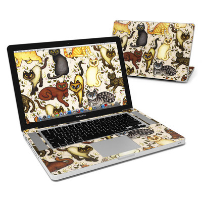 MacBook Pro 15in Skin - Cats