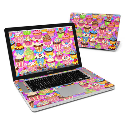 MacBook Pro 15in Skin - Cupcake