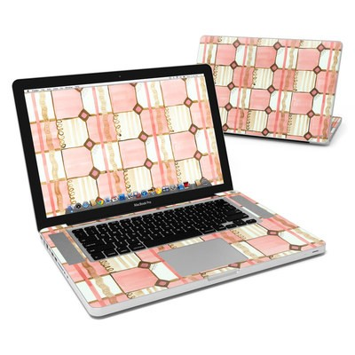 MacBook Pro 15in Skin - Chic Check