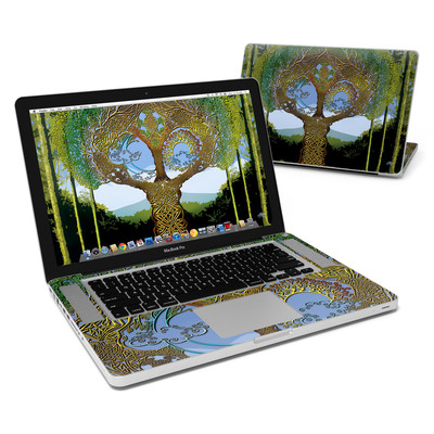 MacBook Pro 15in Skin - Celtic Tree