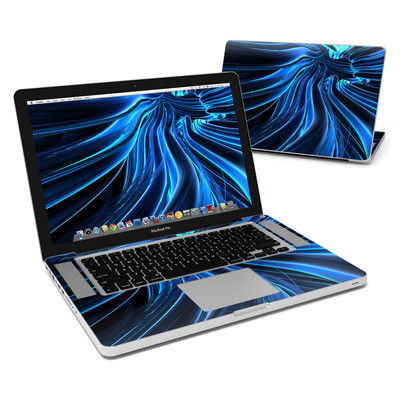 MacBook Pro 15in Skin - Cerulean