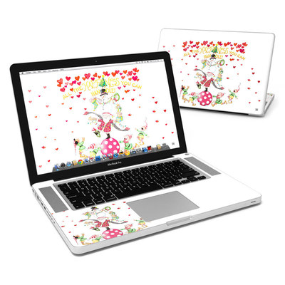 MacBook Pro 15in Skin - Christmas Circus