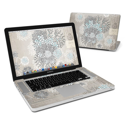 MacBook Pro 15in Skin - Christmas In Paris