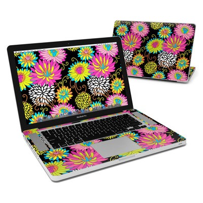 MacBook Pro 15in Skin - Chrysanthemum