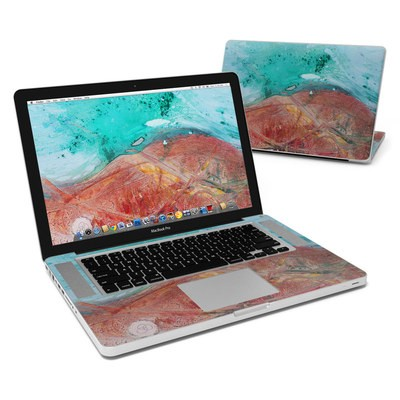 MacBook Pro 15in Skin - Clay Mountains