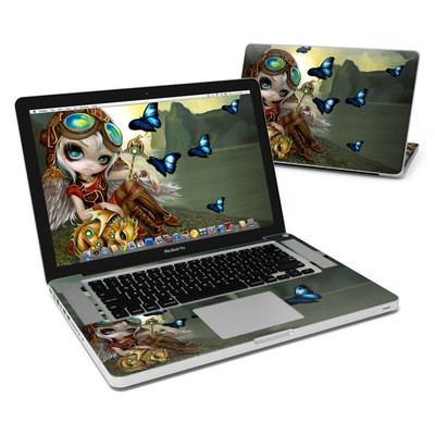 MacBook Pro 15in Skin - Clockwork Dragonling