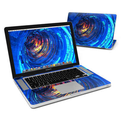 MacBook Pro 15in Skin - Clockwork