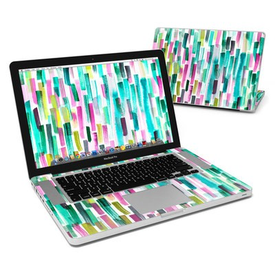 MacBook Pro 15in Skin - Colorful Brushstrokes