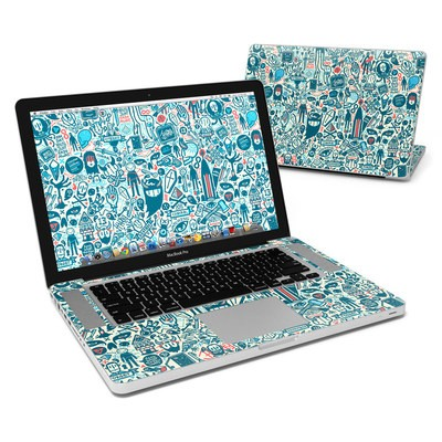 MacBook Pro 15in Skin - Committee
