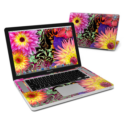 MacBook Pro 15in Skin - Cosmic Damask