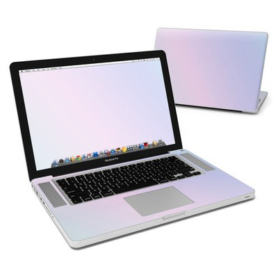 MacBook Pro 15in Skin - Cotton Candy