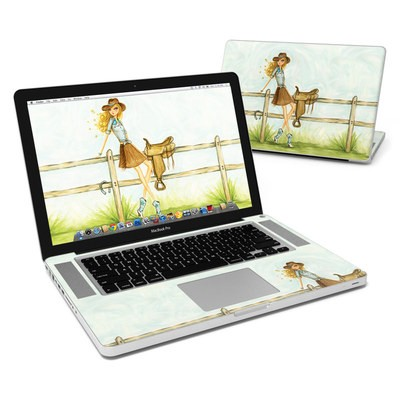 MacBook Pro 15in Skin - Cowgirl Glam