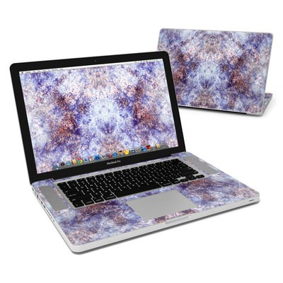 MacBook Pro 15in Skin - Batik Crackle