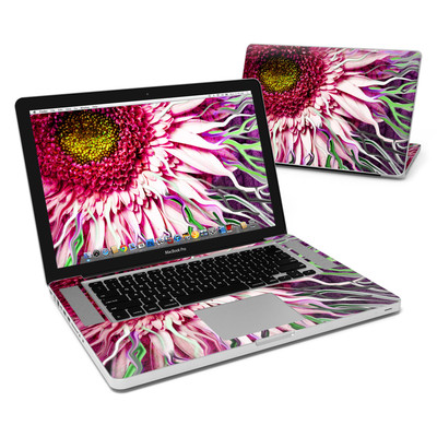 MacBook Pro 15in Skin - Crazy Daisy